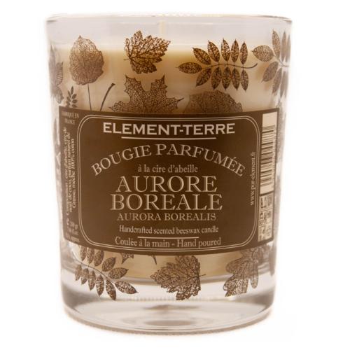 Bougie Aurore Boréale 200g