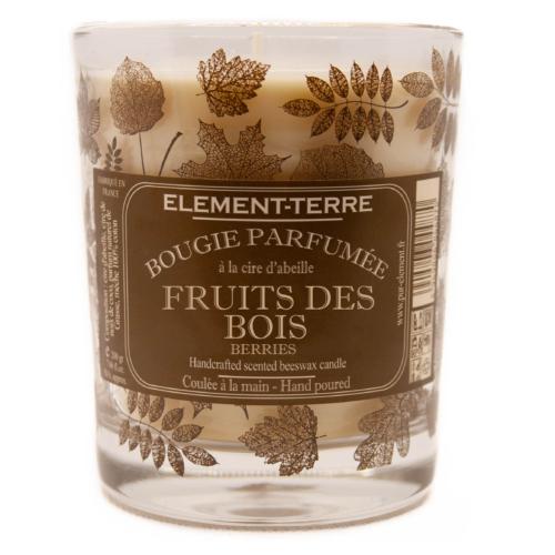 Bougie Fruits des Bois 200g