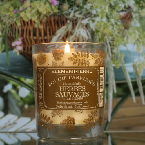 Bougie Herbes Sauvages 200g