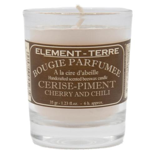 Bougie Cerise Piment 35g