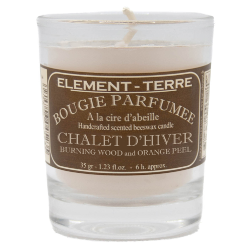 Bougie Chalet d'Hiver 35g