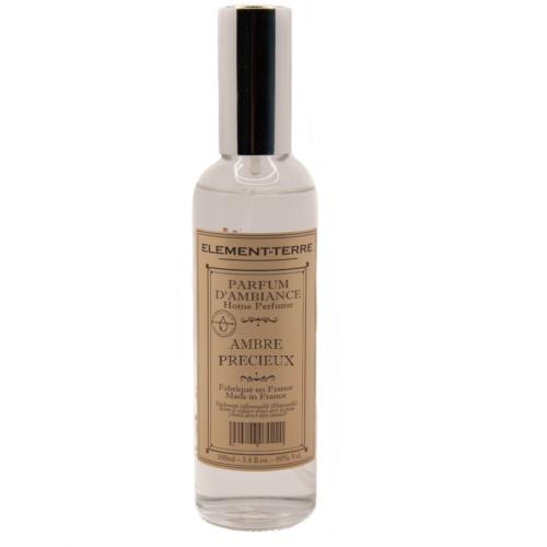 Parfum d'ambiance Ambre Précieux 100ml en spray
