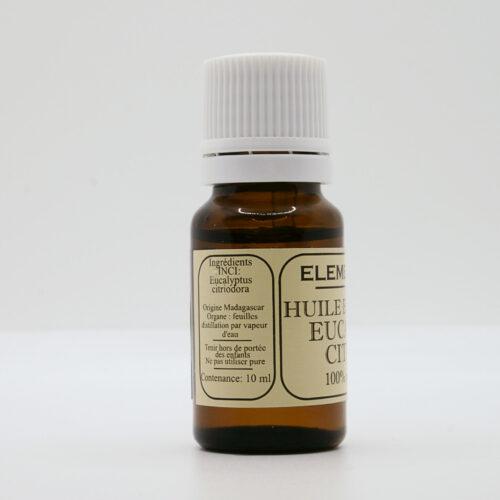 Huiles essentielles pures - Eucalyptus Citronné