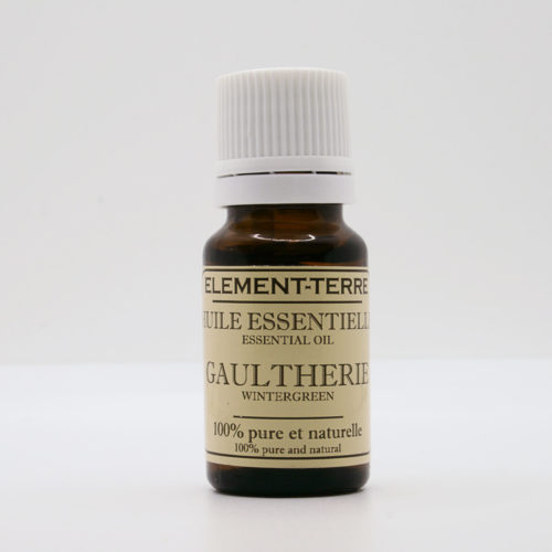 Huiles essentielles pures - Gaulthérie