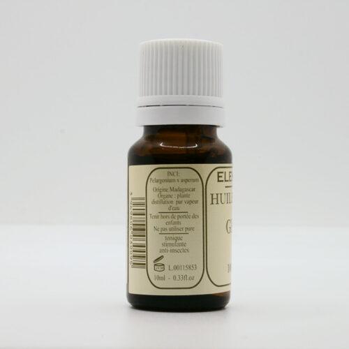 Huiles essentielles pures - Geranium