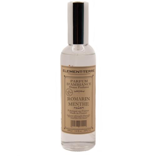 Parfum d'ambiance Romarin Menthe 100ml en spray