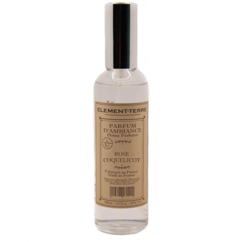 Parfum d'ambiance Rose Coquelicot 100ml en spray