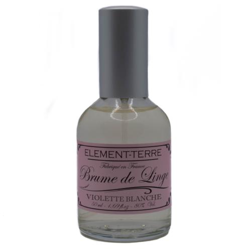 Brume de Linge Violette Blanche