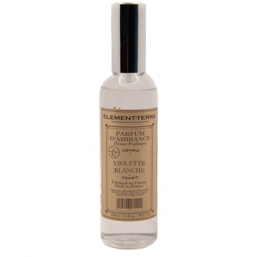 Parfum d'ambiance Violette Blanche 100ml en spray