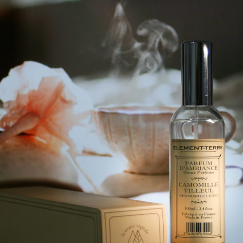 Parfum d'ambiance Camomille Tilleul 100ml en spray