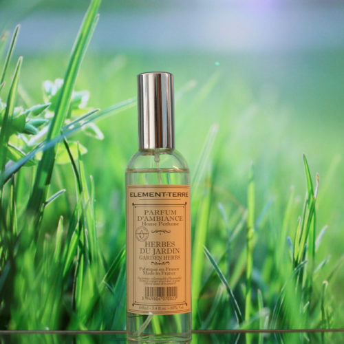 Parfum d'ambiance Herbes du Jardin 100ml en spray