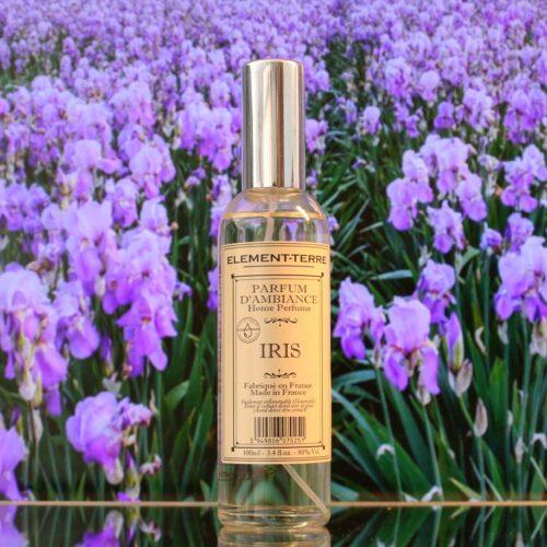 Parfum d'ambiance Iris 100ml en spray